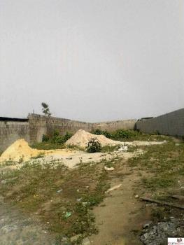 2 Plots of Fenced and Dry Land, Off Monastery Rd, on Pearl Gardens Rd, Back of Shoprite, Lekki, Lagos, Residential Land for Sale