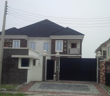 Tastefully Built and Exquisitely Finished Spacious 4bedroom Duplex with Bq, Osapa, Lekki, Lagos, Semi-detached Duplex for Sale