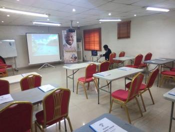 Hall (training, Seminars, Workshops, Etc), 7, Razak Balogun Street, Off Adebola Street, Off Adeniran Ogunsanya Road, Adeniran Ogunsanya, Surulere, Lagos, Conference / Meeting / Training Room for Rent