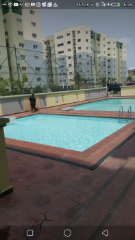 Fully Serviced 3 Bedroom Flat + Bq in an Estate, Lekki Phase 1, Lekki, Lagos, Flat for Sale