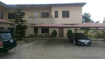 Luxury 3 Bedroom Semi Detached Duplex with a Study Room and Boys Quarters, Osborne Phase 2, Osborne, Ikoyi, Lagos, Semi-detached Duplex for Rent
