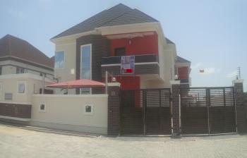 Brand New and Tastefully Finished 4 Bedroom Duplex with Bq, Idado, Lekki, Lagos, Semi-detached Duplex for Sale