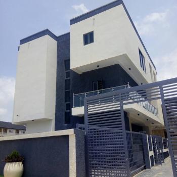 Super Luxury 5 Bedroom Detached House with Bq, Study Room, Furnished Kitchen, Jacuzzi, Etc, Ikate Elegushi, Lekki, Lagos, Detached Duplex for Sale