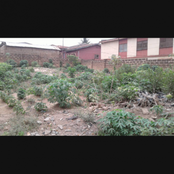 Fenced Land with Gate, Car Wash, Abeokuta South, Ogun, Mixed-use Land for Sale