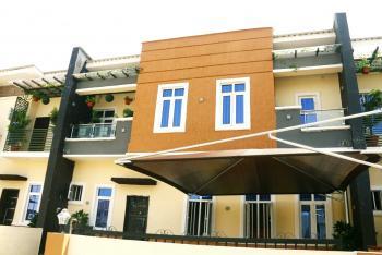 Four Bedroom Duplex, Lafiaji, Lekki, Lagos, Terraced Duplex for Sale
