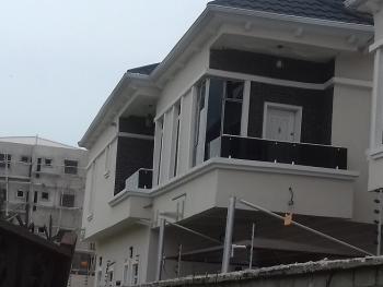 a Well Built 4 Bedroom Semi-detached Duplex and a Room Boys Quarters, Osapa, Osapa, Lekki, Lagos, Semi-detached Duplex for Sale