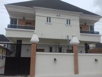a Nicely Built 4 Bedroom Semi-detached Duplex with a Room Boys Quarters, Osapa, Lekki, Lagos, Semi-detached Duplex for Sale