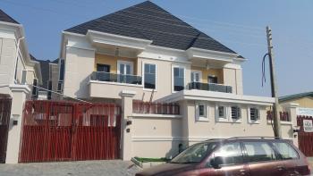 Brand New 4 Bedroom Semi-detached House with Bq, Off Chevron Drive, Lekki, Lagos, Semi-detached Duplex for Rent