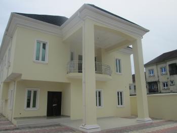 Newly Built 5 Bedroom Duplex with a B/q, Around Blenco Supermarket, Peninsula Garden Estate, Ajah, Lagos, Detached Duplex for Sale