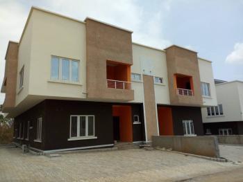 Brand New 4 Bedroom Duplex with 1 Room Bq, Paradise Estate, Life Camp, Gwarinpa, Abuja, Semi-detached Duplex for Sale