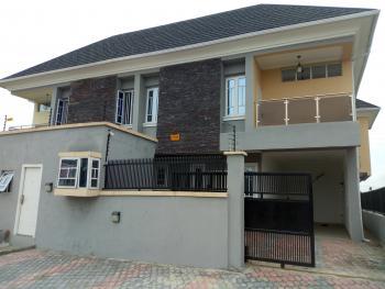 Newly Built Luxury 4 Bedroom Semi Detached Duplex, Round About, Abraham Adesanya Estate, Ajah, Lagos, Semi-detached Duplex for Rent