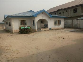 Distress Sale of a 3 Bedroom Bungalow with a 4 Rooms Bq, Ogombo, Ajah, Lagos, Detached Bungalow for Sale