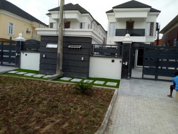 Luxury Newly Built 5 Bedroom Mansion with  Rooms Bq, Chevy View Estate, Lekki, Lagos, Detached Duplex for Sale
