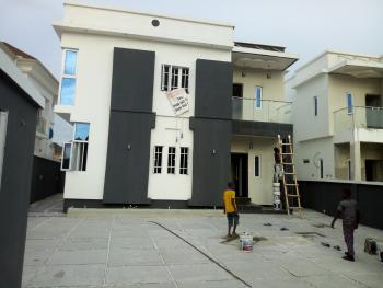 Luxury Newly Built 5 Bedroom Mansion with  Rooms Bq with Swimming Pool and Cinemas Studio, Chevy View Estate, Lekki, Lagos, Detached Duplex for Sale