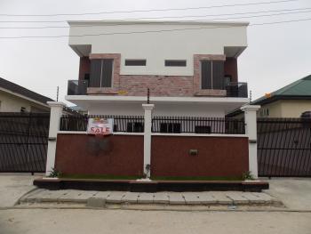 Uniquely Finished 4 Bedroom Luxury Semi Detached Duplex, Behind Circle Mall, Osapa, Lekki, Lagos, Semi-detached Duplex for Sale