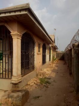5 Units (flats) Room and Pallor Self-contains, Situated in 1st Utagban Road,  Between  Air Port Rd and Ekeawain Road, Agbodo Community, Benin City,edo State., Benin, Oredo, Edo, Block of Flats for Sale