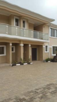 a Tastefully Finished New 4 Bedroom Terrace Duplex with 2 Rooms Bq, By Legislative Quarters, Apo, Abuja, Terraced Duplex for Rent