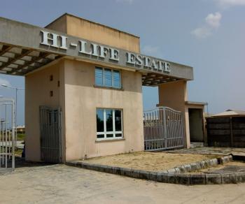 Serviced Plots (800sqm) for Sale at Abraham Adesanya, Hi Life Estate, Ajah, Lagos, Land for Sale