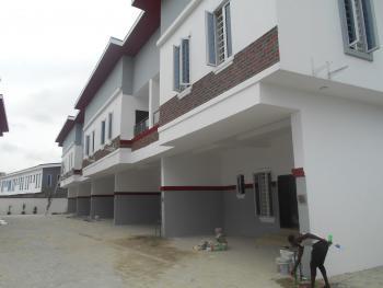 Luxury 4 Bedroom Terraces with Excellent Facilities, Orchid Way, Lekki, Lagos, Terraced Duplex for Rent