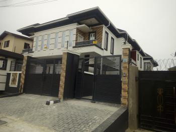 Brand New 4 Bedroom Detached Duplex, Chevron Drive, Chevy View Estate, Lekki, Lagos, Semi-detached Duplex for Sale