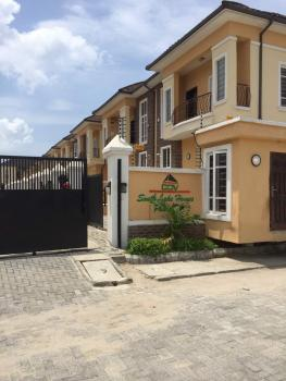 4 Bedroom Semi Detached House with Bq for Sale, South Lake Estate Ologolo Lekki #50m, South Lake Estate Ologolo Lekki, Ologolo, Lekki, Lagos, Semi-detached Duplex for Sale