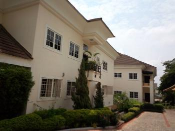 Luxury 3 Bedroom Flat with Bq, Aso Drive, Maitama District, Abuja, Flat for Rent