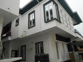 Brand New 5 Bedroom Fully Detached House with a Room Bq, Chevy View Estate, Lekki, Lagos, Detached Duplex for Sale