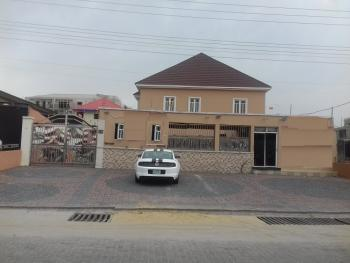 a Well Built 4 Bedroom Terrace Duplex with a Room Boys Quarters, Osapa, Lekki, Lagos, Terraced Duplex for Sale