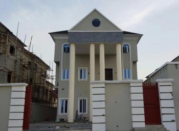 6 Bedroom Fully Detached Duplex with a Room Bq  on About 600sqm  with Up to Date Title Document, U3 Estate, Lekki Phase 1, Lekki, Lagos, Detached Duplex for Sale