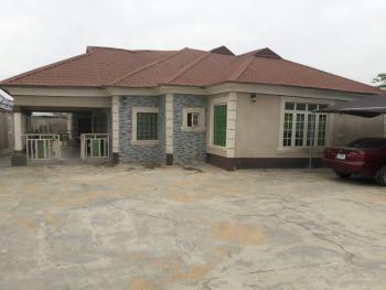 Tastefully Newly Built 4 Bedroom Bungalow, All Rooms En Suit, Mowe Ofada, Ogun, Flat for Sale