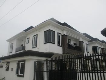 a Luxury Built 5 Bedroom House in a Mini Estate, Osapa, Lekki, Lagos, Detached Duplex for Sale