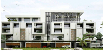 Off Plan Brand New Ultimate Extra Luxury 5 Bedroom Automated Terrace Duplex, Banana Island, Banana Island, Ikoyi, Lagos, Terraced Duplex for Sale