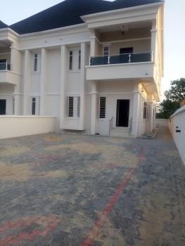 Newly Built 4 Bedroom Semi-detached Duplex with Bq and Spacious Parking Space, Beside Orangeville Estate, Ogombo, Ajah, Lagos, Semi-detached Duplex for Sale