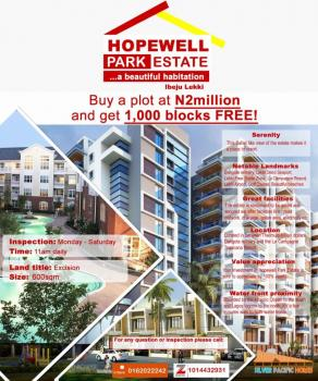 Hopewell Park Estate, Ibeju Lekki, Lagos, Residential Land for Sale
