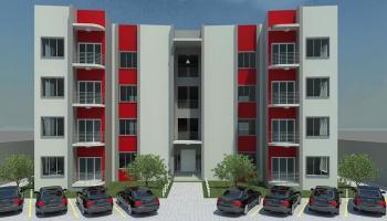 2 Bedroom Apartment, Eleko Beach Road, Amen Estate Phase 2, Eleko, Ibeju Lekki, Lagos, Block of Flats for Sale