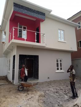 New 3 Bedroom Fully Detached Duplex with Extra One Room Bq and a Spacious Compound for Parking, Unity Homes, Thomas Estate, Ajah, Lagos, House for Sale