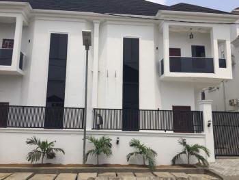Luxurious 4 Bedroom Semi Detached Duplex with Bq, Osapa, Lekki, Lagos, Semi-detached Duplex for Sale