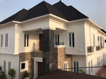 Tastefully Furnished 4 Bedroom Duplex with a Room Bq Behind There Is a Block of Flats, Badore, Ajah, Lagos, Detached Duplex for Sale