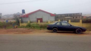 Newly Built Warehouse, No. 40, Oke  Bale Street, Osogbo, Osun, Warehouse for Sale
