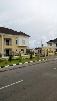 5 Bedroom with Bq, Royal Garden Estate, Ajah, Lagos, Semi-detached Duplex for Rent