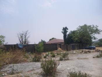 Fenced Plot 1075sqm, Kado, Abuja, Land for Sale