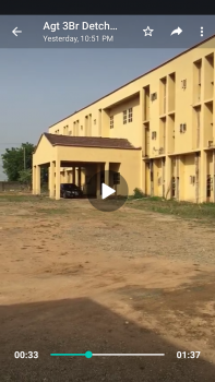 Hotel of 120 Rooms, Bill Cliton Way, Near The Airport, Central Business District, Abuja, Hotel / Guest House for Sale