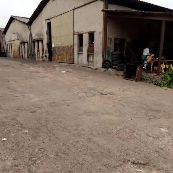 5 Bay Ware House on 4968.7855sqm with C of O, Demurin Road, Alapere, Ketu, Lagos, Warehouse for Sale