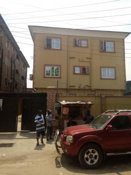 Luxury 3 Bedroom Apartment All En Suite, Babalolo Street, Lawanson, Surulere, Lagos, Flat for Rent