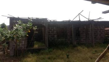 an Uncompleted 3 Bedroom Bungalow on a Plot of Land, Bogije, Ibeju Lekki, Lagos, Detached Bungalow for Sale