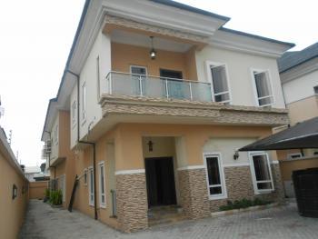 5 Bedroom Detached House with a Room Bq, Lekki Phase 1, Lekki, Lagos, Detached Duplex for Rent