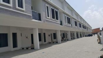 Charming Brand New Luxury 3 Bedroom Terrace with a Bq and Fitted Kitchen at Orchid N33m, Orichid, Lafiaji, Lekki, Lagos, Terraced Duplex for Sale