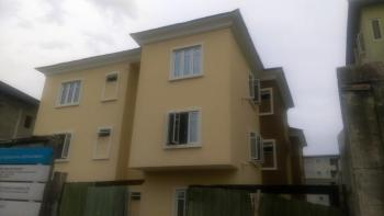 3 Bedroom Flat with One Room Maids Quarters, Off Kunsela Road (con-oil Road), Ikate Elegushi, Lekki, Lagos, Block of Flats for Sale