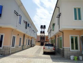 Newly Built 4 Nos. of Four Bedroom Flat with a Room Servant Quarters, Lekki Phase 2, Lekki, Lagos, Semi-detached Duplex for Rent