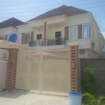 Lovely 4 Bedroom Semi Detach Duplex, Ikota Villa Estate, Lekki, Lagos, Semi-detached Duplex for Rent